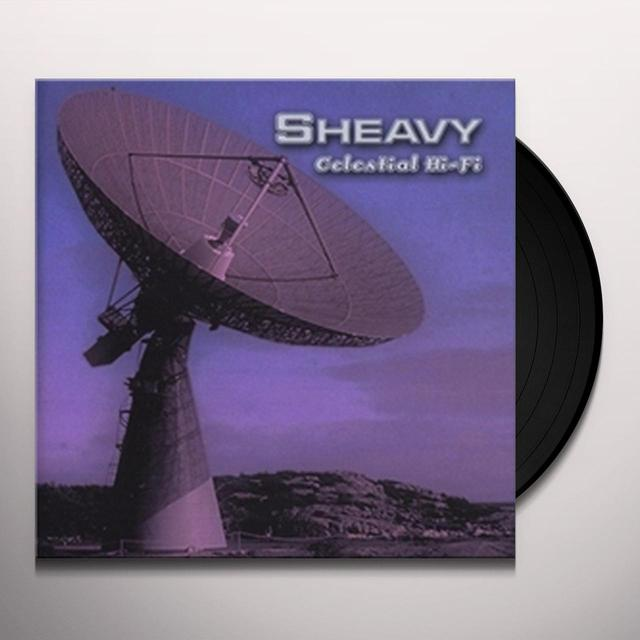Sheavy CELESTIAL HIFI Vinyl Record - Limited Edition, 180 Gram Pressing