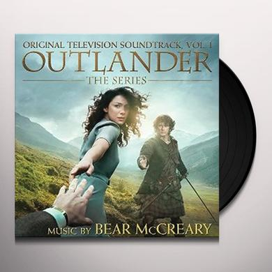 Bear McCreary OUTLANDER: ORIGINAL TELEVISION SOUNDTRACK 1 Vinyl Record
