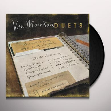 Van Morrison DUETS: RE-WORKING THE CATALOGUE Vinyl Record