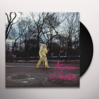 AMERICAN WRESTLERS Vinyl Record