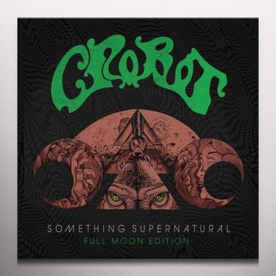Crobot FULL MOON HOWL Vinyl Record - 10 Inch Single, Clear Vinyl