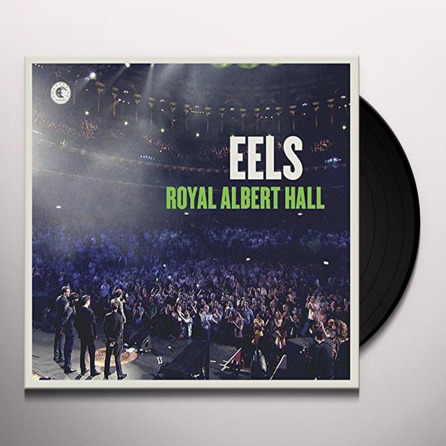 Eels ROYAL ALBERT HALL Vinyl Record