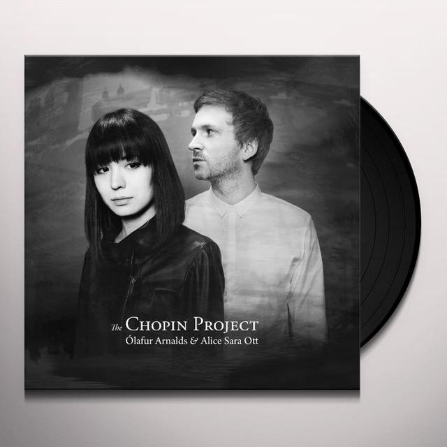 Olafur Arnalds / Alice Sara Ott CHOPIN PROJECT Vinyl Record
