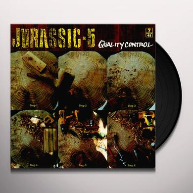 Jurassic 5 QUALITY CONTROL / JARASS FINISH FIRST Vinyl Record