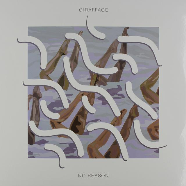 Giraffage NO REASON Vinyl Record