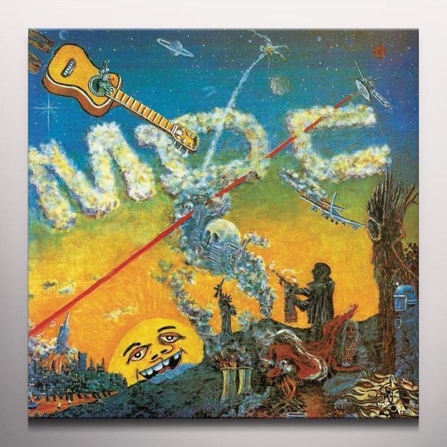 M.D.C. SMOKE SIGNALS Vinyl Record - Limited Edition, White Vinyl, Remastered