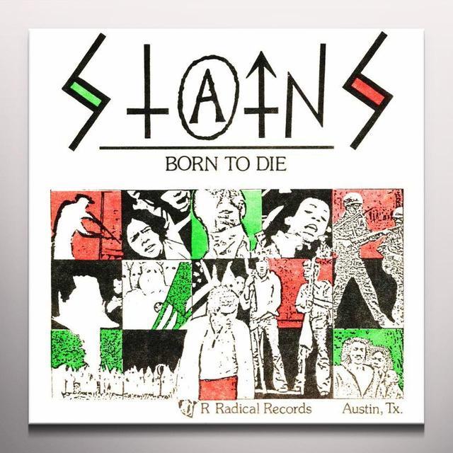 M.D.C. / STAINS JOHN WAYNE WAS A NAZI Vinyl Record
