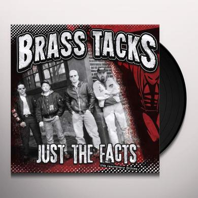 BRASS TACKS JUST THE FACTS 15TH ANNIVERSARY EDITION Vinyl Record - Limited Edition