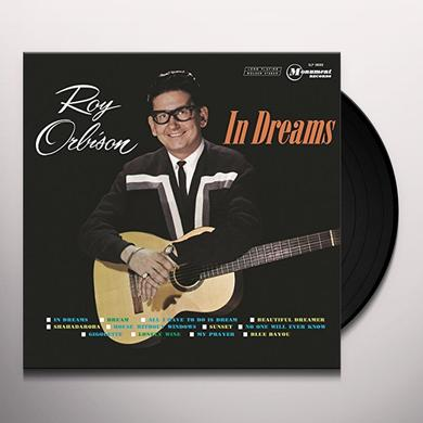 Roy Orbison IN DREAMS Vinyl Record - Holland Import