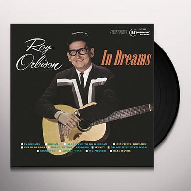 Roy Orbison IN DREAMS Vinyl Record - Holland Release