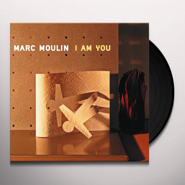 Marc Moulin I AM YOU Vinyl Record - Holland Import