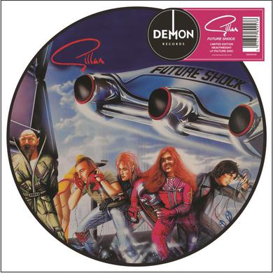 Gillan FUTURE SHOCK-PICTURE DISC Vinyl Record