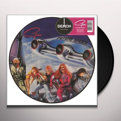Gillan FUTURE SHOCK-PICTURE DISC Vinyl Record - Picture Disc, UK Import