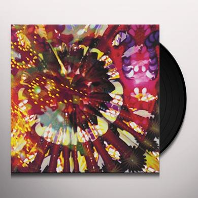 Caribou Vibration Ensemble CVE LIVE 2011 Vinyl Record