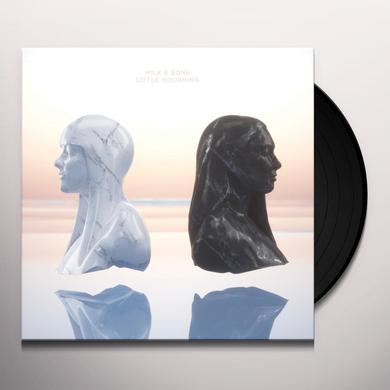Milk & Bone LITTLE MOURNING Vinyl Record