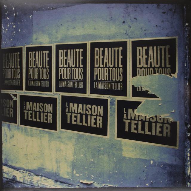 La Maison Tellier BEAUTE POUR TOUS Vinyl Record - Canada Import