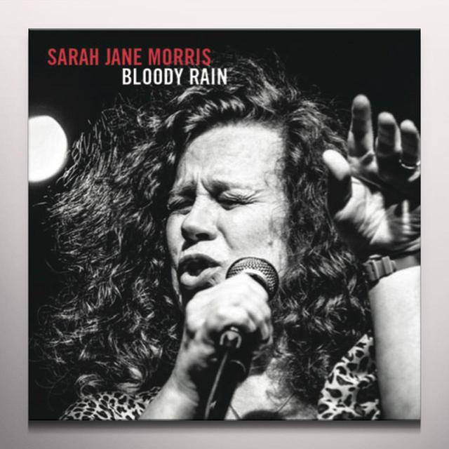Sarah Jane Morris I SHALL BE RELEASED (RED VINYL) Vinyl Record - Colored Vinyl, Canada Import