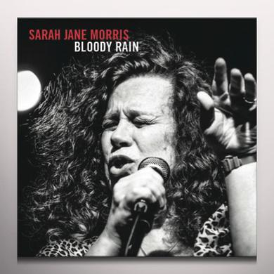 Sarah Jane Morris I SHALL BE RELEASED (RED VINYL) Vinyl Record