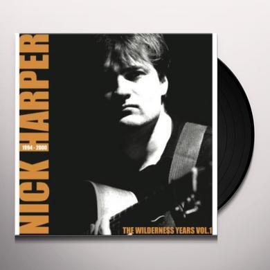 Nick Harper WILDERNESS YEARS VOL 1 Vinyl Record - Canada Import