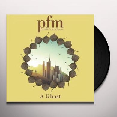 Pfm GHOST (BONUS CD) Vinyl Record - Italy Import