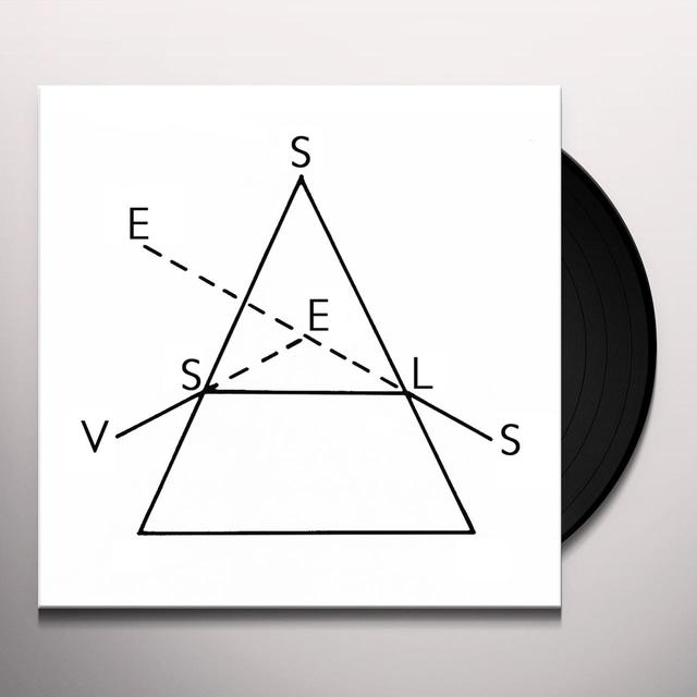 Vessels ELLITIC EP Vinyl Record - UK Release