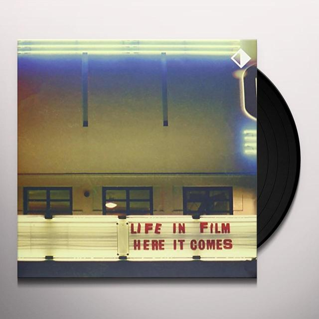 Life in Film HERE IT COMES Vinyl Record - UK Import