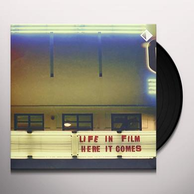 Life in Film HERE IT COMES Vinyl Record