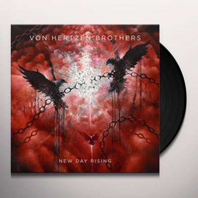 Von Hertzen Brothers NEW DAY RISING Vinyl Record