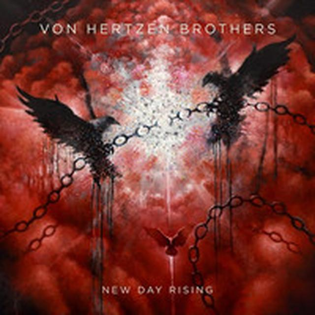 Von Hertzen Brothers NEW DAY RISING Vinyl Record - UK Import