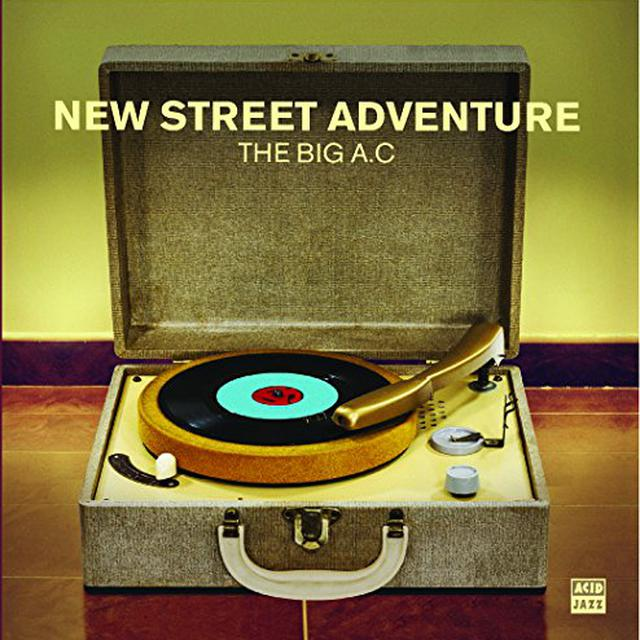 New Street Adventure BIG A.C Vinyl Record