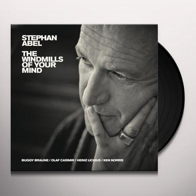 Stephan Abel WINDMILLS OF YOUR MIND Vinyl Record - UK Import