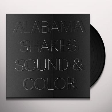 Alabama Shakes SOUND & COLOR Vinyl Record