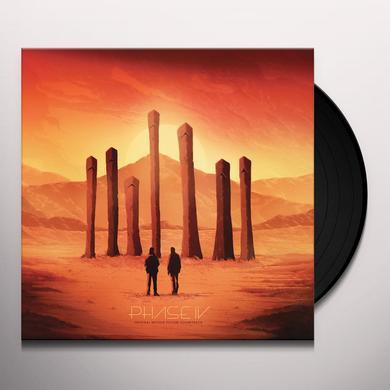 Brian Gascoigne / David Briscoe PHASE IV (SCORE) / O.S.T. Vinyl Record