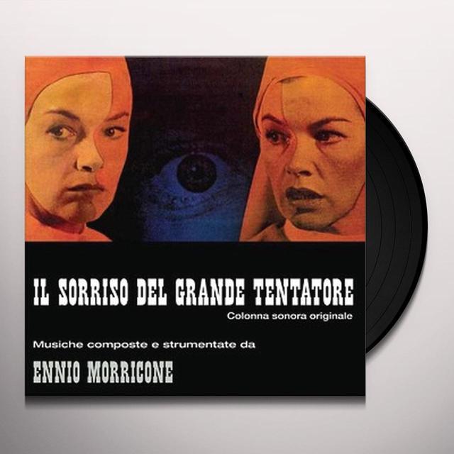 Ennio Morricone IL SORRISO DEL GRANDE TENTATORE (SCORE) / O.S.T. Vinyl Record