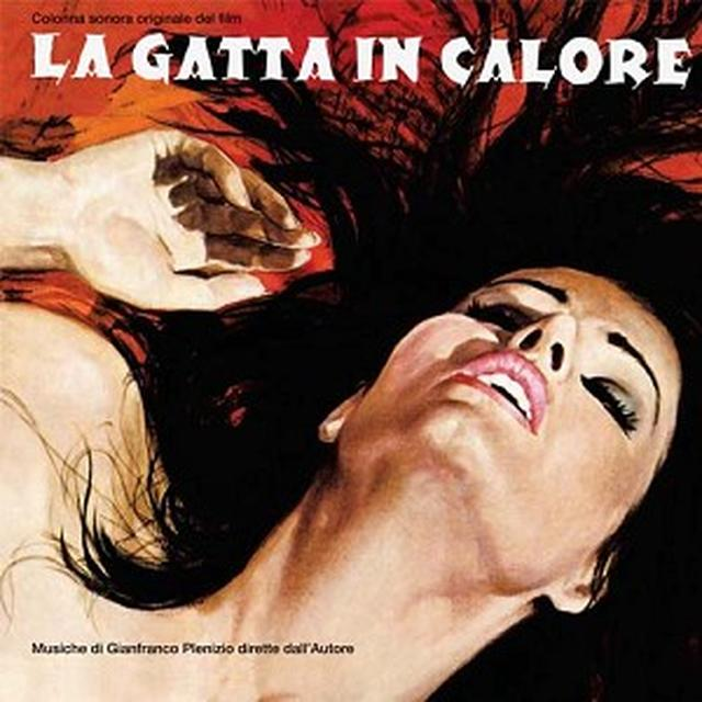 Gianfranco Plenizio LA GATTA IN CALORE (SCORE) / O.S.T. Vinyl Record