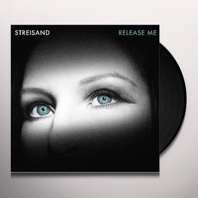 Barbra Streisand RELEASE ME Vinyl Record - Holland Import