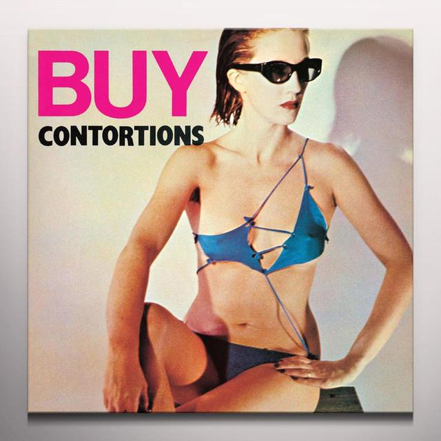 CONTORTIONS BUY Vinyl Record