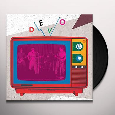 Devo MIRACLE WITNESS (ATOMIC PARTY-ULTIMATE VIRGIN) Vinyl Record