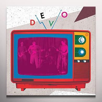 Devo MIRACLE WITNESS (HOT DUST) Vinyl Record