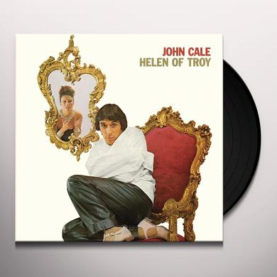 John Cale HELEN OF TROY Vinyl Record