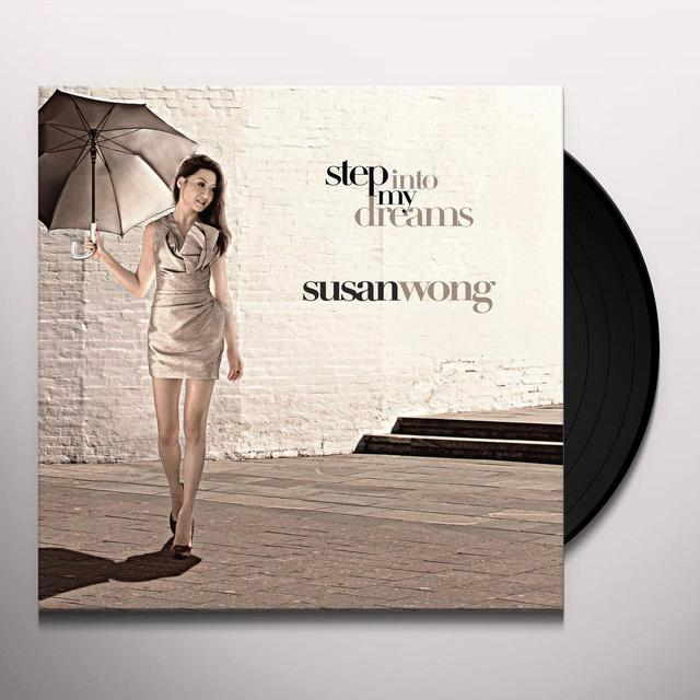 Susan Wong STEP INTO MY DREAMS Vinyl Record
