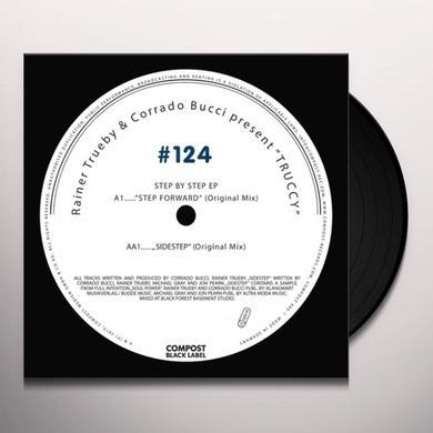 Rainer Trueby & Corrado Bucci STEP BY STEP Vinyl Record
