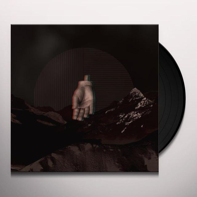 IN FIELDS PHANTOMS Vinyl Record - Bonus Vinyl