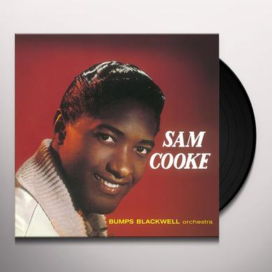 SONGS BY SAM COOKE Vinyl Record