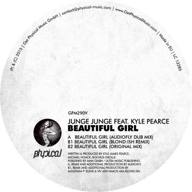 JUNGE JUNGE BEAUTIFUL GIRL Vinyl Record