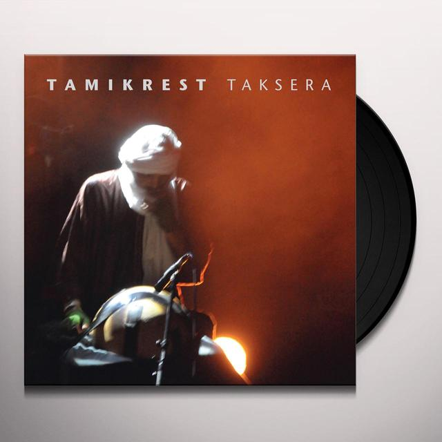 Tamikrest TAKSERA Vinyl Record - Digital Download Included