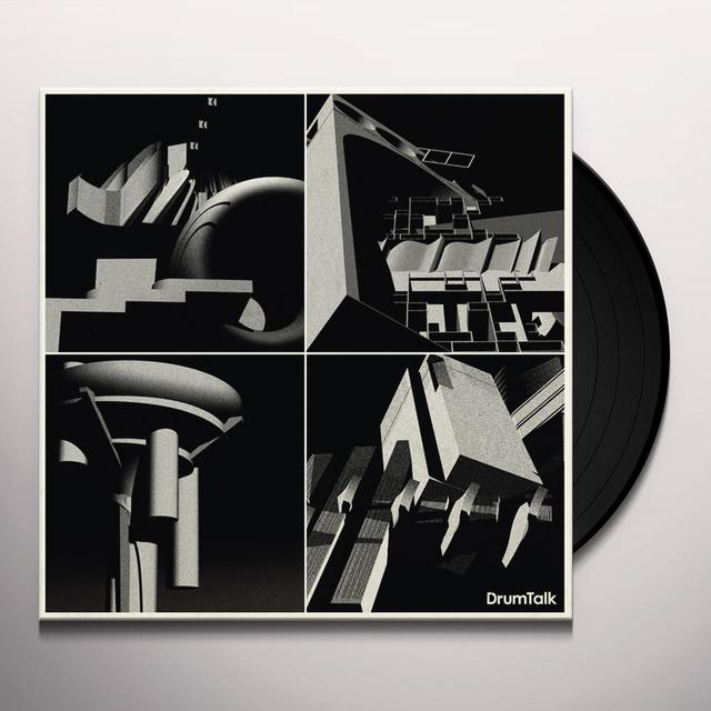 DRUMTALK (EP) Vinyl Record