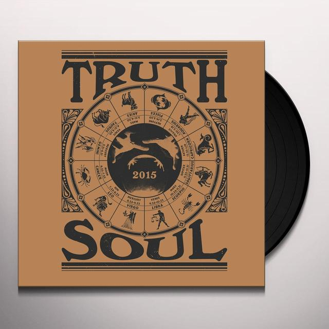 TRUTH & SOUL FORECAST 2015 / VARIOUS (10IN) TRUTH & SOUL FORECAST 2015 / VARIOUS Vinyl Record