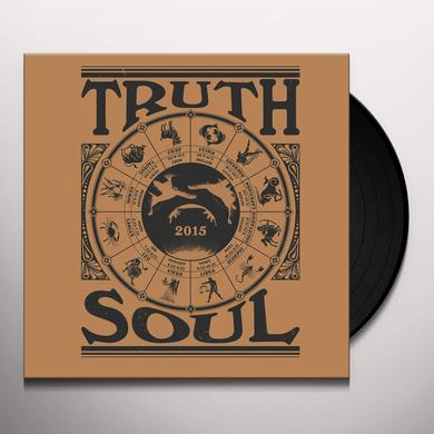 TRUTH & SOUL FORECAST 2015 / VARIOUS (10IN) TRUTH & SOUL FORECAST 2015 / VARIOUS Vinyl Record - 10 Inch Single
