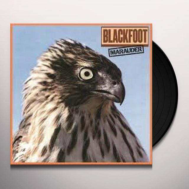 Blackfoot MARAUDER Vinyl Record - Holland Import